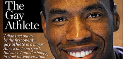 H. Blu's Word: NBA Player Jason Collins Comes Out As Gay