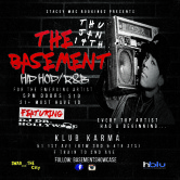 The Basement Music Showcase (Hip Hop/Rap)