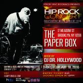 Hip Rock Concert LIVE